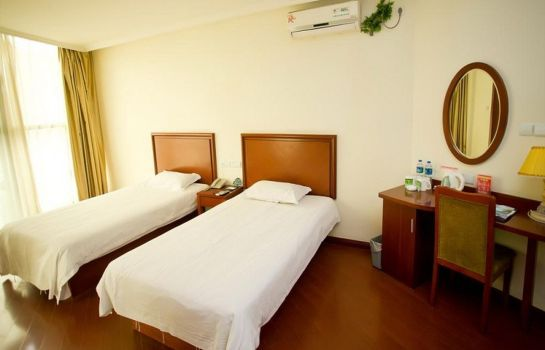 Habitación doble (estándar) Green Tree Inn Xishan Friendship(domestic guest only)