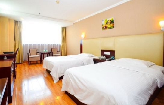 Habitación doble (confort) GreenTree Inn LianYunGang Bus Station East JieFang Road(Domestic guest only)