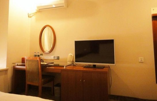 Habitación doble (confort) GreenTree Inn Hubin Business Street(domestic guest only)