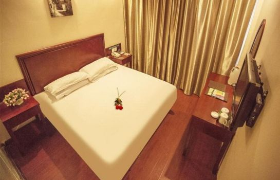 Einzelzimmer Standard GreenTree Inn Shengli Road(Domestic guest only)