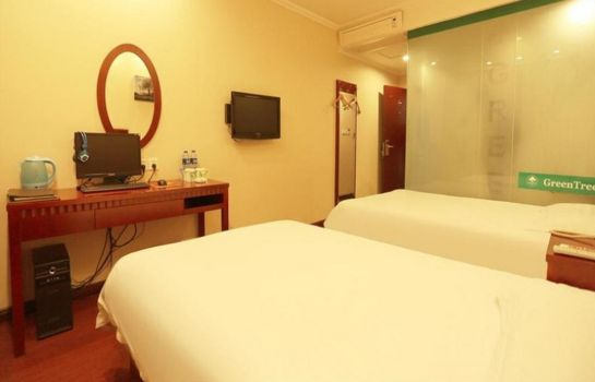 Doppelzimmer Standard GreenTree Inn Shengli Road(Domestic guest only)