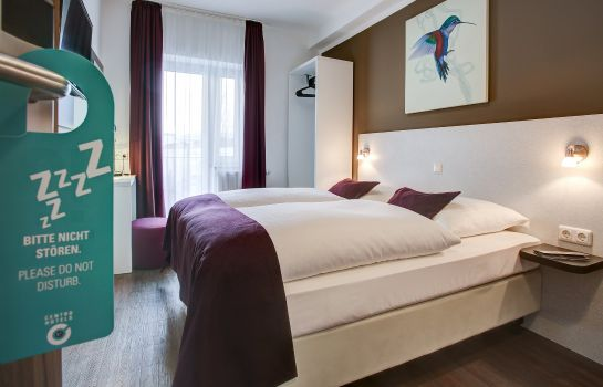 Chambre double (standard) Centro Hotel West