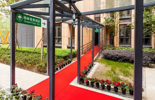 Foto GreenTree Inn high-tech Development West Zone Shidai Tian Street Express Hotel