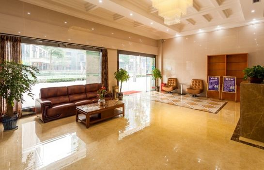 Vista interior GreenTree Inn high-tech Development West Zone Shidai Tian Street Express Hotel