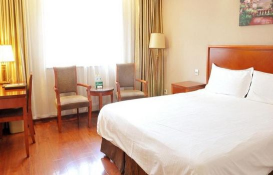 Single room (standard) GreenTree Inn Nanjing Bridge South Road(domestic guest only)