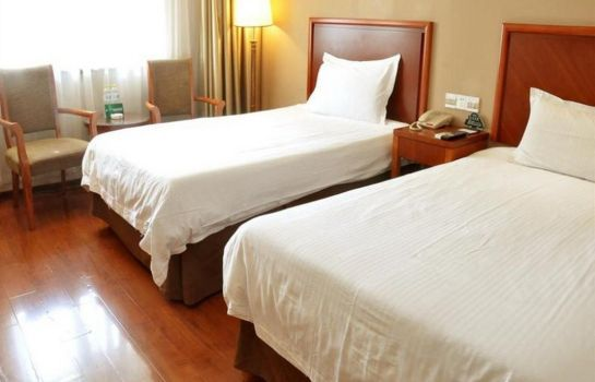 Habitación doble (estándar) GreenTree Inn Nanjing Bridge South Road(domestic guest only)