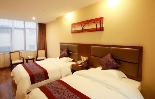Vista all'interno GreenTree Inn NanTong HaiMen Shanghe Plaza Express Hotel