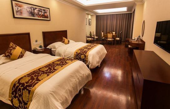 Vista all'interno GreenTree Inn Suzhou Dongxing Road Xinye Square Express Hotel