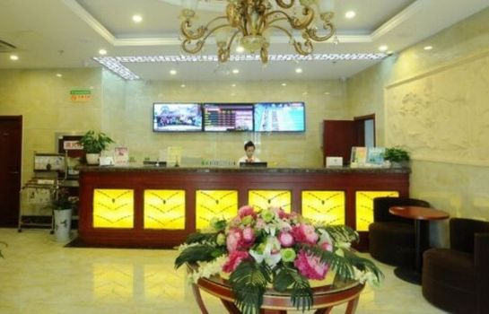 Vista interior GreenTree Inn YaoHai District MingGuang Road Bus Station Express Hotel
