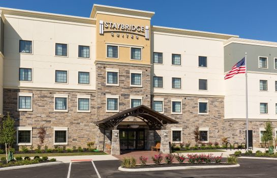 Außenansicht Staybridge Suites COLUMBUS POLARIS