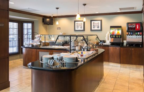 Restaurante Staybridge Suites COLUMBUS POLARIS