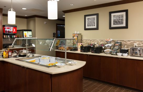 Restaurant Staybridge Suites COLUMBUS POLARIS