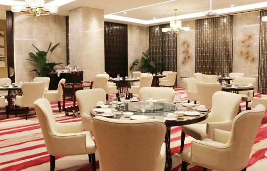 Restaurante Holiday Inn CHENGDU QINHUANG