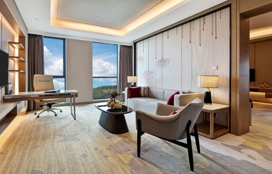 Suite Holiday Inn CHENGDU QINHUANG