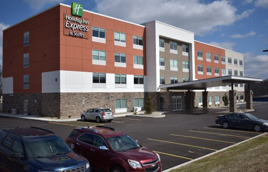 Außenansicht Holiday Inn Express & Suites PARKERSBURG EAST