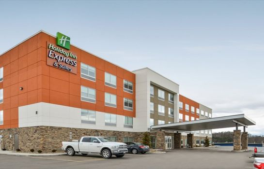 Widok zewnętrzny Holiday Inn Express & Suites PARKERSBURG EAST