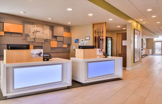 Hall Holiday Inn Express & Suites PARKERSBURG EAST