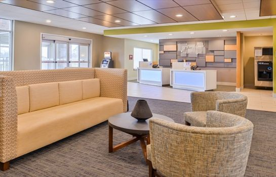 Hol hotelowy Holiday Inn Express & Suites PARKERSBURG EAST