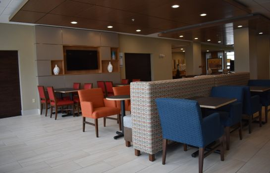 Restaurant Holiday Inn Express & Suites PARKERSBURG EAST