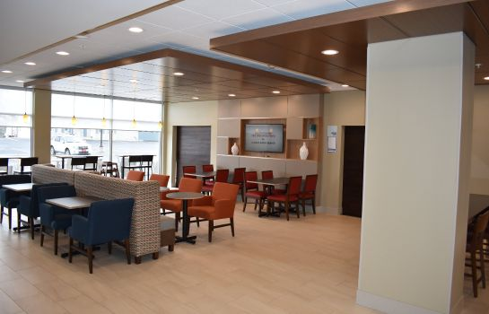 Ristorante Holiday Inn Express & Suites PARKERSBURG EAST