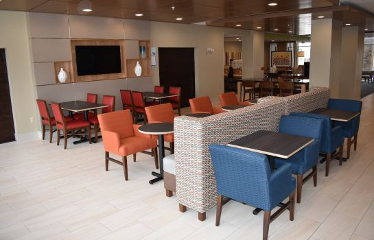 Restaurante Holiday Inn Express & Suites PARKERSBURG EAST