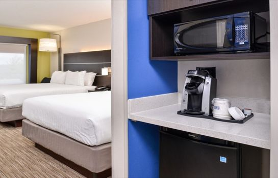 Camera Holiday Inn Express & Suites PARKERSBURG EAST