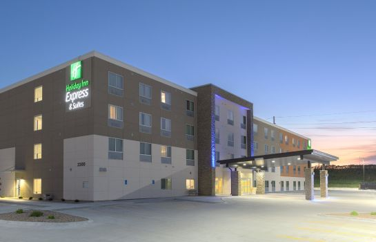 Vista exterior Holiday Inn Express & Suites RAPID CITY - RUSHMORE SOUTH