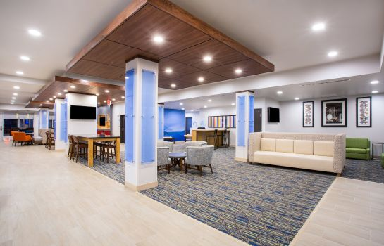 Hotelhalle Holiday Inn Express & Suites RAPID CITY - RUSHMORE SOUTH