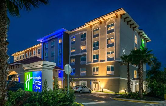 Vista esterna Holiday Inn Express & Suites ST. PETERSBURG - MADEIRA BEACH
