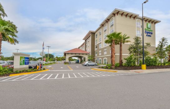 Vista exterior Holiday Inn Express & Suites ST. PETERSBURG - MADEIRA BEACH