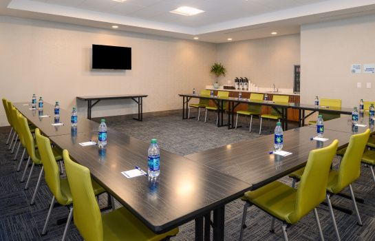 Sala de reuniones Holiday Inn Express & Suites ST. PETERSBURG - MADEIRA BEACH