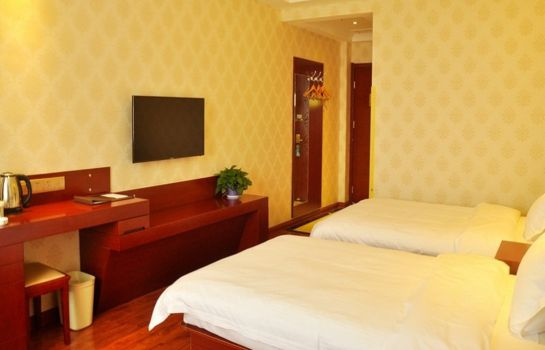 Widok wewnątrz GreenTree Inn Taiyuan TISCO West Gate Express Hotel