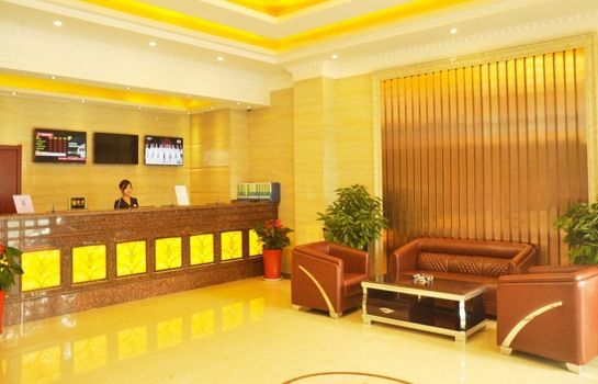 Innenansicht GreenTree Inn Taiyuan TISCO West Gate Express Hotel