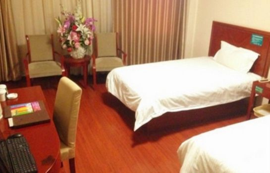 Chambre double (standard) GreenTree Inn Jianshe Avenue (Domestic guest only)