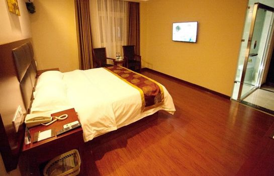 Vista all'interno GreenTree Inn Changzhou Jintan Ximen Street Material Market Business Hotel