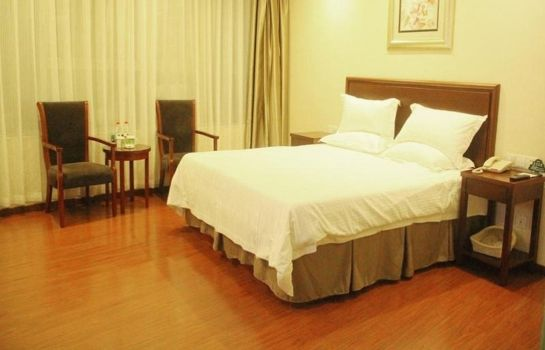 Interior view GreenTree Inn Baiyun Avenue Yongping