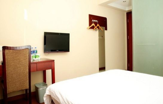 Single room (standard) GreenTree Inn Hangtou(Domestic guest only)