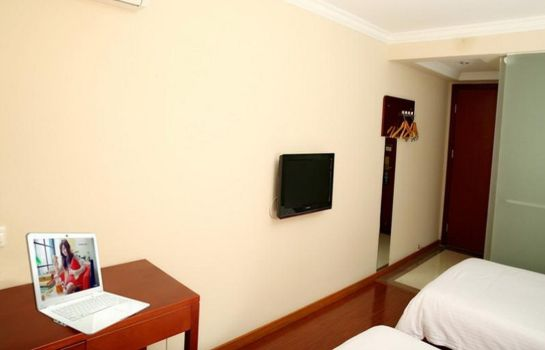 Double room (standard) GreenTree Inn Hangtou(Domestic guest only)