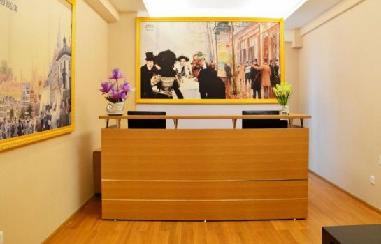 Reception Tujia Sweetome Service Rentals  Yangguang Xinye Branch Mainland Chinese Citizens Only
