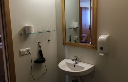 Bagno in camera Welcome Apartments Olafsvik