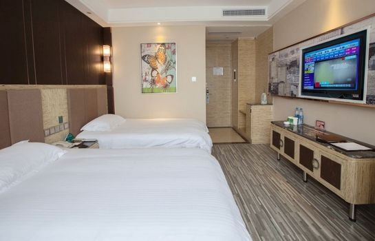 Widok wewnątrz GreenTree Inn Yingtan Jiaotong Road Central Square Business Hotel