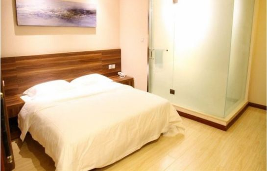 Single room (standard) Super 8 Hotel Yantai Raiway Station Dayuecheng Branch