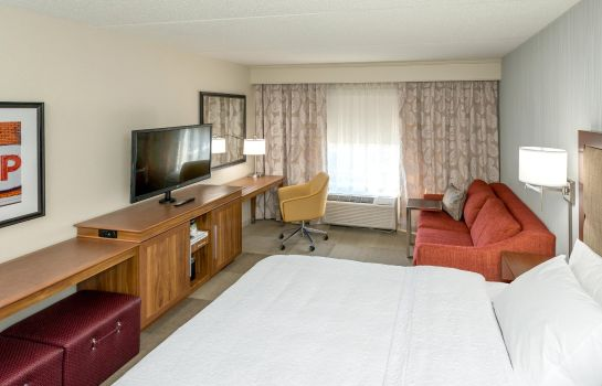 Kamers Hampton Inn Suites Ashland Ohio