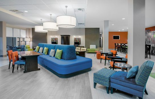 Hotelhalle Home2 Suites by Hilton Austin Airport