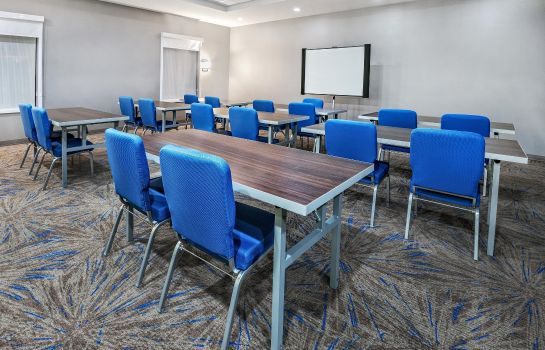 Conference room Home2 Suites by Hilton Austin Airport Home2 Suites by Hilton Austin Airport