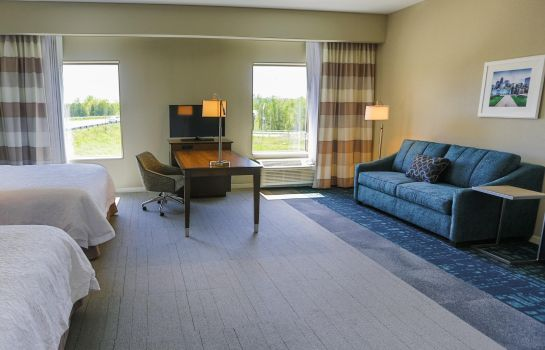 Suite Hampton Inn - Suites Charlotte-Ballantyne NC