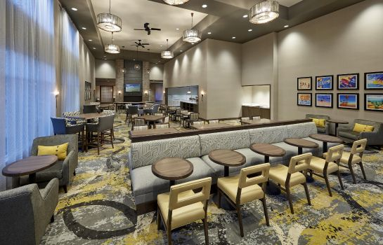 Hotel bar Homewood Suites by Hilton Los Angeles Redondo Beach