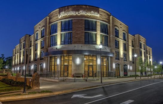 Exterior view Hampton Inn - Suites Memphis Germantown