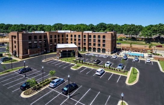 Vista esterna Hampton Inn - Suites Memphis Germantown