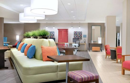 Hotelhalle Home2 Suites by Hilton Prattville